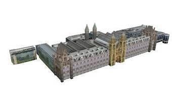 Natural History Museum, South Kensington, London by nottamun - 3D Warehouse | 3D Model | Scoop.it