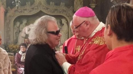 Eglise de la Madeleine : Jean d'ALBI récompensé par Monseigneur Christian NOURRICHARD | Actus Verneuil sur Avre | Scoop.it
