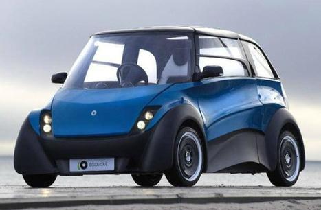 Qbeak: El auto eléctrico que puede recorrer 800 kilómetros - Diario Ecologia | Ecologia y medio ambiente | ECOSALUD | Scoop.it