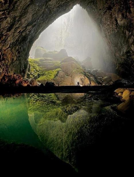 Twitter / EarthPix: World's biggest cave found ... | Cave Diving | Scoop.it