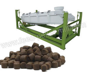 Feed Pellet Grading Sieve/Feed Pellet Crusher Manufacturer | high quality fish feed pellet machine | Scoop.it