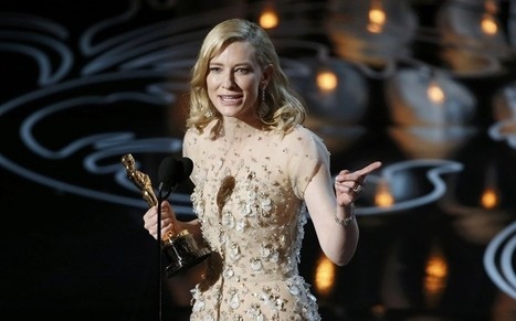 Cate Blanchett may want more women in films, but please Hollywood, no more 'nice' girls. The dirtier the better - Telegraph | Gender Equality in Society and Media | Scoop.it