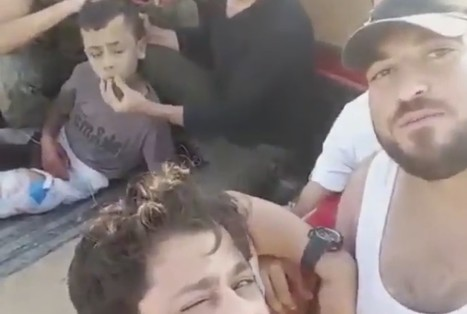 US-Backed 'Moderate Rebels' Behead Palestinian Kid of Being 'Pro-Assad' (VERY GRAPHIC FOOTAGE) | Educating & Enforcing Human Rights For We The People !! | Scoop.it