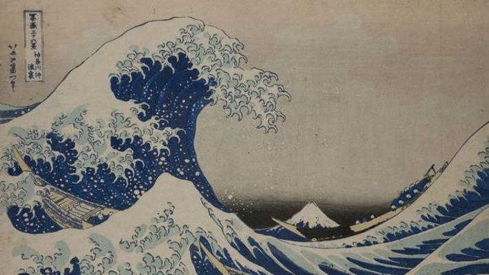 Hokusai, le Picasso de l'ère Edo   Le Figaro   Asie   Scoop.it