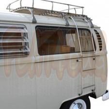 Echelle de côté pour galerie de toit vw kombi Inox | VW Cox Aircooled | Scoop.it