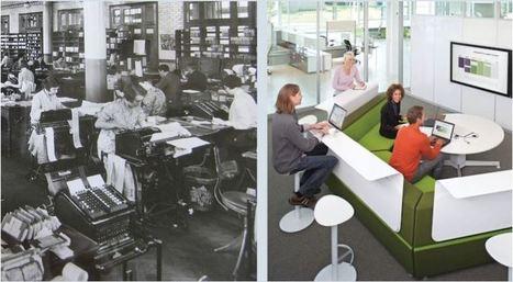 A la découverte des innovations du monde du travail à venir | Smart Work & Smart Places | Scoop.it