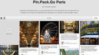 Need travel tips? Four Seasons starts advice service on Pinterest | Social Media Collaboration | Scoop.it