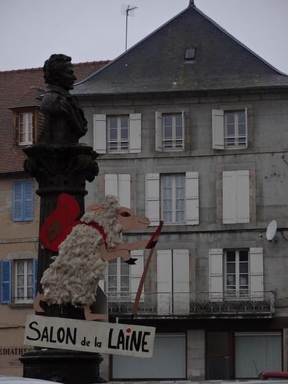 Felletin m'a tuer | in the loop - Le webzine des arts de la laine | Tricot & co | Scoop.it