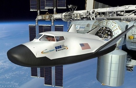 Private Test Pilots to Fly 1st Commercial Crewed Space Flights for NASA | leapmind | Scoop.it