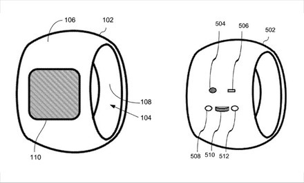Here's Apple's idea for a smart ring | UX-UI-Wearable-Tech for Enhanced Human | Scoop.it