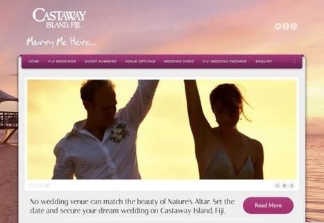 Fiji Weddings | Castaway Island, Fiji | Fiji Resorts | Fiji Holidays | Australian Destination Weddings | Scoop.it