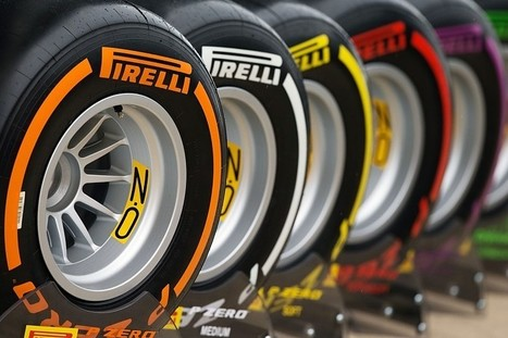 F1 title rivals Hamilton and Rosberg divided on US GP tyre choice | F 1 | Scoop.it