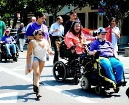 Disability Pride parade on Saturday - Mountain View Voice | Convention on the Rights of Persons with Disabilities | Scoop.it