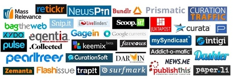 The Ultimate List of Content Curation Tools and Platforms | Edtech 2 Go | Scoop.it