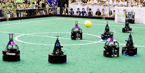 Sydney accueillera la Coupe du Monde de football de robots en 2019 | Geeks | Scoop.it