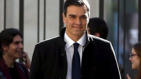 Spain election: Socialist Sanchez gets backing as PM - BBC News | Europe | Scoop.it