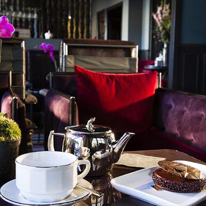 Un tea-time raffiné à l'hôtel Les Dames du Panthéon | Les Gentils PariZiens : style & art de vivre | Scoop.it