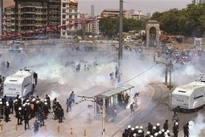 LOCAL - 'Occupy Taksim' grows in spite of crackdown | World | Scoop.it