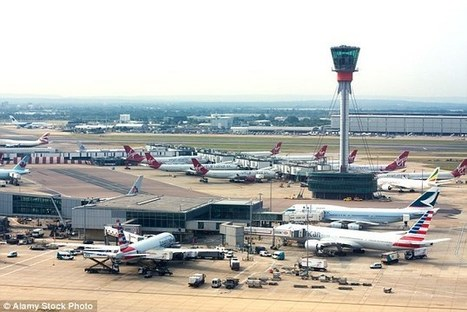 Living near an airport 'is bad for your heart':   Kickin' Kickers   Scoop.it