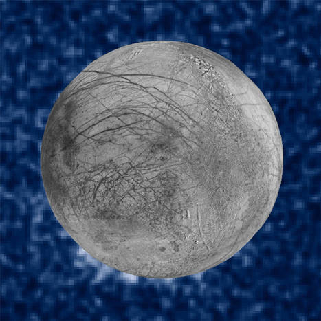 NASA's Hubble Spots Possible Water Plumes Erupting on Europa | Amazing Science | Scoop.it