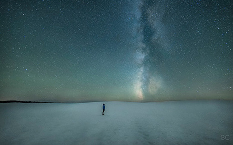 Incredible Mountaintop Photo of the Milky Way | Gavagai | Scoop.it