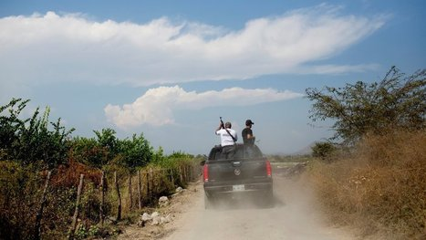 Vigilantes, Once Welcome, Frighten Many in Mexico | AP Comp Politics: Michoacan Lawsuit | Scoop.it