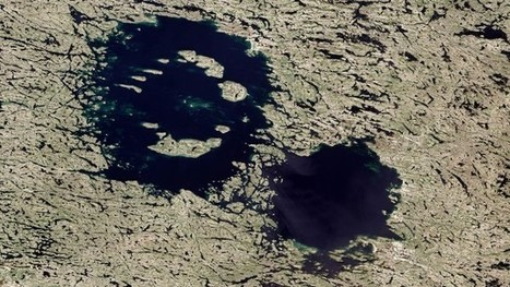 Earth's colossal crater count complete: Just 128 confirmed impact craters have been spotted on Earth's surface | Amazing Science | Scoop.it