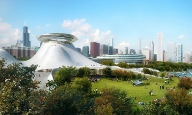 George Lucas' Chicago museum 'looks like palace for Jabba the Hutt' | Commercial Real Estate & Retail News | Scoop.it