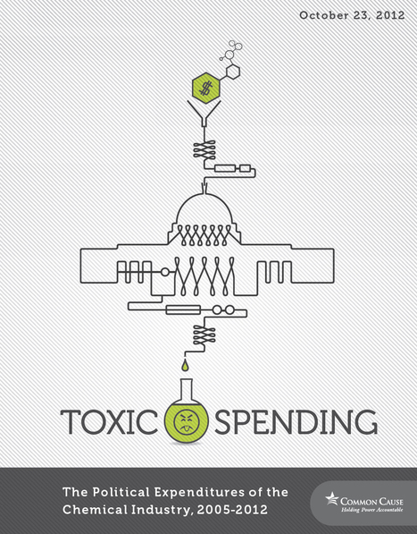TOXIC SPENDING: Report Details Chemical Industry's Massive Campaign Contributions | EcoWatch | Scoop.it