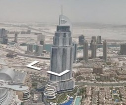 Google takes Street View to the top of Dubai's Burj Khalifa, the world's tallest manmade structure | ToxNetLab's Blog | Scoop.it
