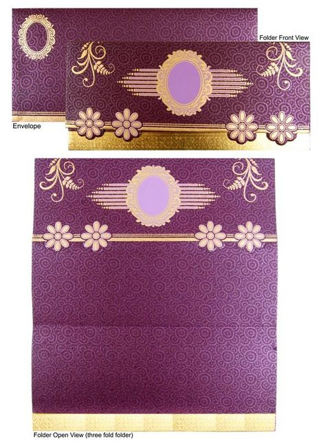 Hindu Wedding Invitations (DH-1054) | Hindu Wedding Cards | Scoop.it