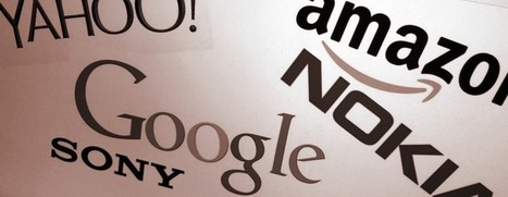 How 21 Big Tech Companies Got Their Names | A Cultural History of Advertising | Scoop.it