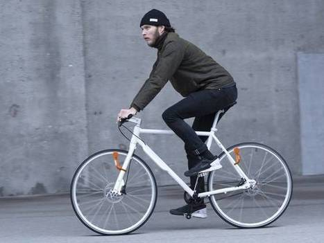 Battery-free LED bike lights offer pedal-powered illumination | Ô bô velô ! | Scoop.it
