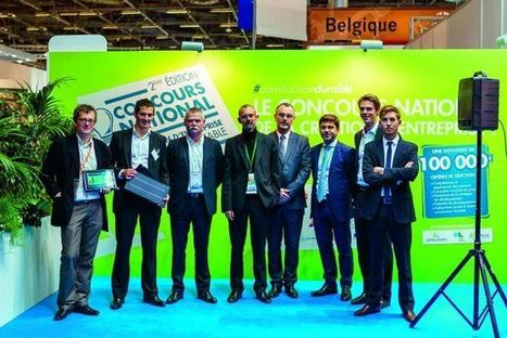 Innovations : la construction durable a son concours - Zepros | Prêts à pousser le monde vers un air plus sain | Scoop.it