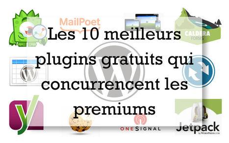 10 plugins gratuits WordPress qui font aussi bien que les premiums | WordPress France | Scoop.it