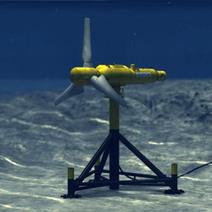 Alstom : pleine puissance de l'hydrolienne 1 MW en conditions réelles | Notre planète | Scoop.it