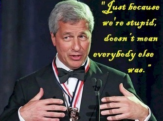 Jamie Dimon Has Issues (or Meet The Idiot Selling Gold) | Hidden financial system | Scoop.it