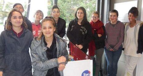 Le secours populaire se restructure avec l'aide du club ado ! | Initiatives solidaires | Scoop.it