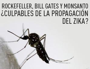 CNA: Rockefeller, Bill Gates y Monsanto, ¿tienen algo que ver con la propagación del virus del Zika? | La R-Evolución de ARMAK | Scoop.it