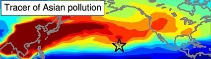 Asian ozone pollution in Hawaii is tied to climate variability | Sustain Our Earth | Scoop.it