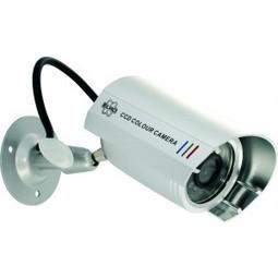Caméra factice métal | Protect Home | Protéger sa maison : prévention cambriolage | Scoop.it