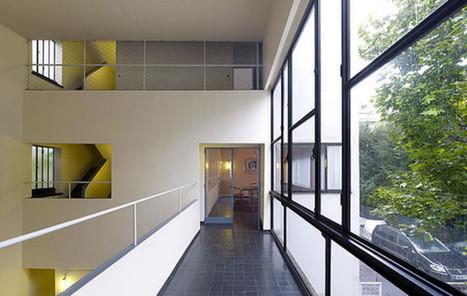 Le Corbusier, une vision qui s'applique aussi aux maisons | Arts et FLE | Scoop.it