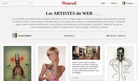 Pinterest.com | Best Webtools to live in the Cloud | Scoop.it
