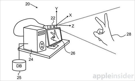 Apple tech applies machine learning to 3D mapping for accurate in-air gesture recognition | New inventions | Scoop.it