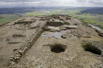 Nuevas excavaciones en el castillo de Medina sitúan su origen en el siglo I antes de nuestra era | archaeological findings | Scoop.it