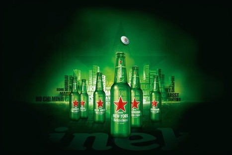 Heineken Inspires Urban Adventures With New Twitter-Based Service - PSFK | Booze | Scoop.it