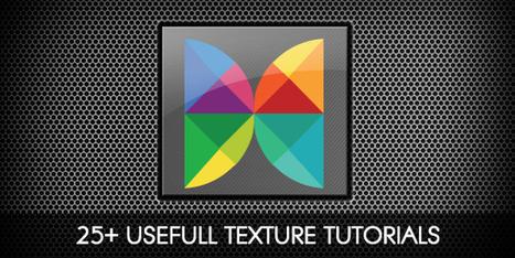 25+ Usefull Texture Tutorials for Photoshop | timms brand design | Scoop.it