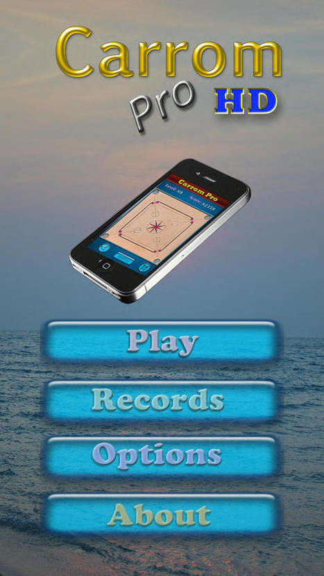 Carrom Pro review | Carrom Pro download | | Games Hey You App | iPhone App - www.heyyou-app.com | SaladSlicer | Scoop.it
