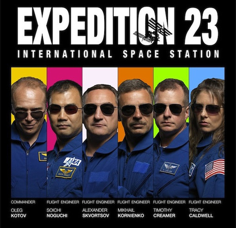 Wonderfully Geeky Pop Culture-Inspired Posters for NASA Expeditions | Web Sammich | Scoop.it