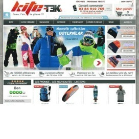 Code promo kite tek   monde seo   Scoop.it